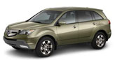specifications 2007 acura mdx acura owners site. Black Bedroom Furniture Sets. Home Design Ideas