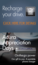 Acura Appreciation Days