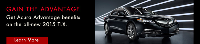Acura TLX Advantage Program