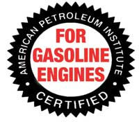 OIl Starburst Certification - For Gasoline Engines