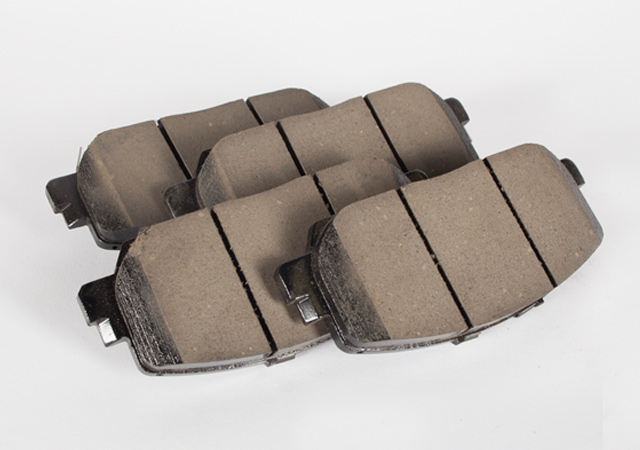 Acura Genuine Brake Pads
