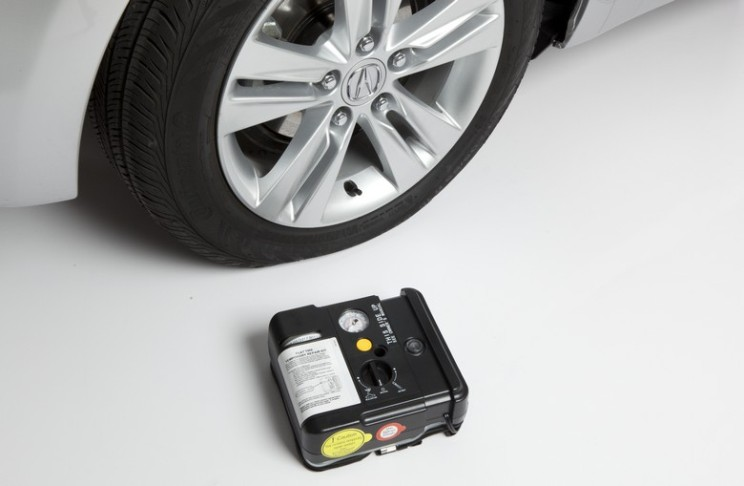 Tire Sealant and Inflator Kit